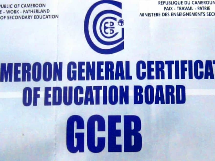 Cameroon 2020 RESULTS: GENERAL CERTIFICATE OF EDUCATION EXAMINATION – ADVANCED LEVEL